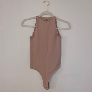 NWT Free People Bodysuit